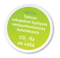 Ympäristö banneri